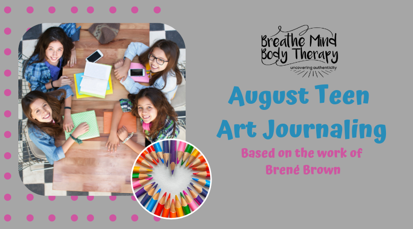 Art Journaling As Therapy
